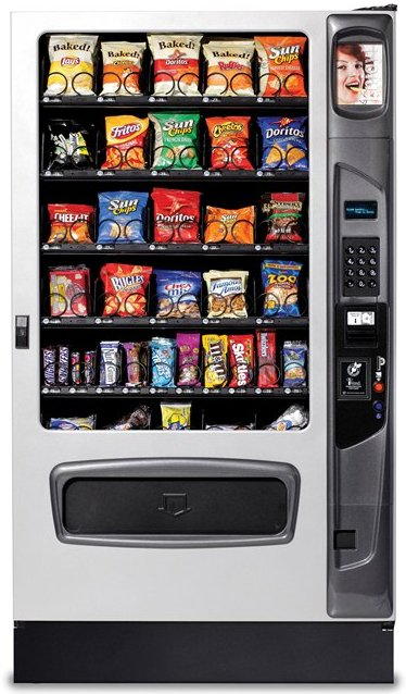 USI Mercato 5000 Snack Vending Machine