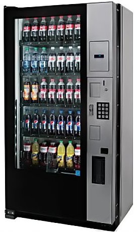 Royal Vison Drink Vending Machine - Click Image to Close