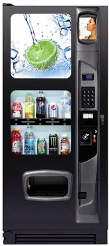 USI Summit 500 Drink Vending Machine