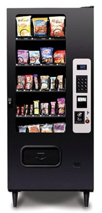 Ultimate 23 Snack Vending Machine