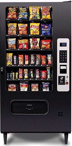 Ultimate 32 Snack Vending Machine - Click Image to Close