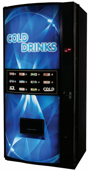Royal Merlin IV Drink Vending Machine