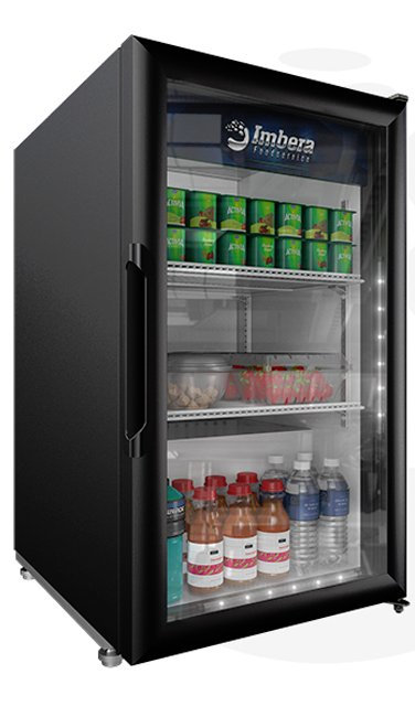 Imbera VR06 Beverage Cooler - Click Image to Close