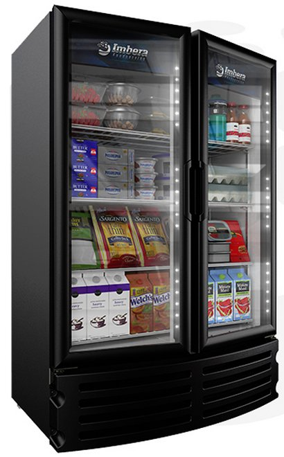 Imbera VRD21 Beverage Cooler - Click Image to Close