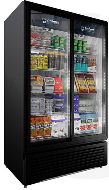 Imbera VRD37 Beverage Coolers - Click Image to Close