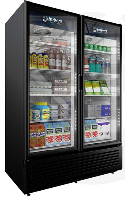 Imbera VRD43 Beverage Cooler - Click Image to Close
